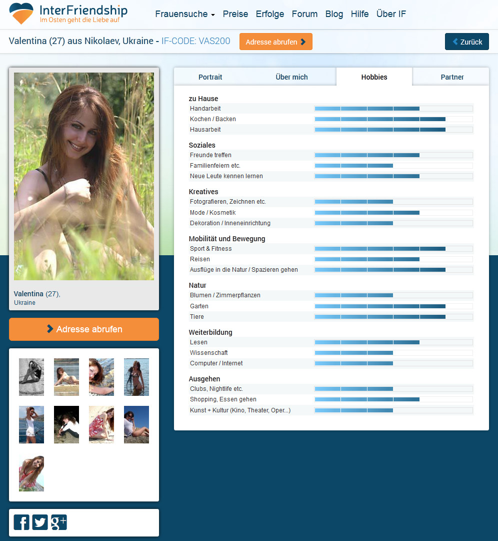 dating interest examples ♥ to browse singles with similar interests in your area, visit  is one of the largest social dating applications on the internet with over 70 million .